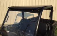 Extreme Metal Products, LLC - 2015-17  Mid-Size Polaris Ranger Aluminum Top (fits stock PRO-FIT Cage)