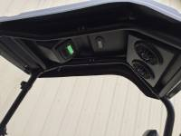 "Extreme Metal Products, LLC - Polaris ACE Overhead Stereo Pod for the ""Cooter Brown"" ACE Top - Image 4"