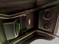 "Extreme Metal Products, LLC - Polaris ACE Overhead Stereo Pod for the ""Cooter Brown"" ACE Top - Image 2"