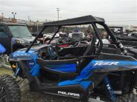 "Extreme Metal Products, LLC - ""Cooter Brown"" RZR Top Fits: XP1K, 2016-19 RZR 1000-S and 2015-20 RZR 900 - Image 4"