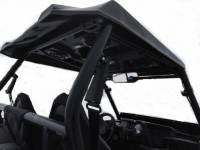 "Extreme Metal Products, LLC - ""Cooter Brown"" RZR Top and Stereo Combo Fits: XP1K, 2016-18 RZR 1000-S and 2015-20 RZR 900"