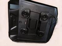 """""""Cooter Brown"""" RZR Top and Stereo Combo Fits: XP1K, 2016-17 RZR 1000-S and 2015-17 RZR 900"""
