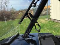 Extreme Metal Products, LLC - Flip Up windshield for RZR 2014-2018 XP1K, 2015-21 RZR 900, and 2016-18 RZR 1000-S - Image 8