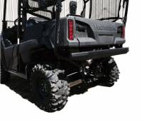 Extreme Metal Products, LLC - Pioneer 700 Extreme Rear Bumper - Image 9