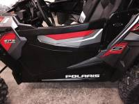 RZR XP1K, RZR 1000-S, and RZR 900 Lower Door Panels (Aluminum)(No Pockets)