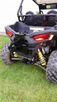 Extreme Metal Products, LLC - RZR 900 Rear Spare Tire Rack - Image 5