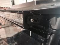 RZR/General Forward Mount LED Light Bracket Set
