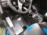 Polaris - RZR® 900 - Extreme Metal Products, LLC - RZR 900 Diamond Plate Floor Boards