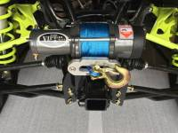 Extreme Metal Products, LLC - Can-Am Maverick XDS (Turbo) and DS Rear Receiver/Winch Mount - Image 2