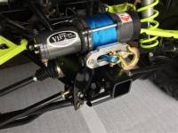 Extreme Metal Products, LLC - Can-Am Maverick XDS (Turbo) and DS Rear Receiver/Winch Mount - Image 3