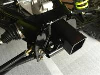 Extreme Metal Products, LLC - Can-Am Maverick XDS (Turbo) and DS Rear Receiver/Winch Mount - Image 4