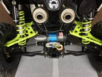 Extreme Metal Products, LLC - Can-Am Maverick XDS (Turbo) and DS Rear Receiver/Winch Mount - Image 5