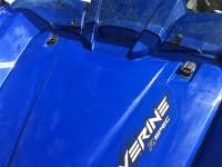 Extreme Metal Products, LLC - Wolverine Half Shield/Wind Deflector (Hard Coated both sides) - Image 4