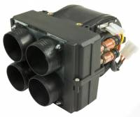 Extreme Metal Products, LLC - Underhood Cab Heater for RZR 900 and XP1000 (RZR Heater)