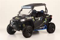 "Extreme Metal Products, LLC - ""Cooter Brown"" RZR Top Fits: XP1K, 2016-21 RZR 1000-S and 2015-21 RZR 900"