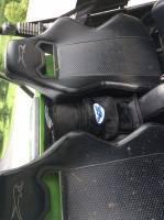 Wildcat, Wildcat Trail and Wildcat Sport Between seat bag