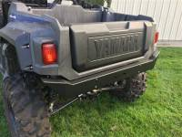 Yamaha - Wolverine - Extreme Metal Products, LLC - Wolverine Rear Bumper