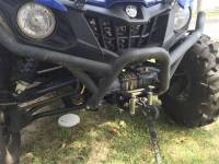 Yamaha - Wolverine - Extreme Metal Products, LLC - Wolverine Winch Mount