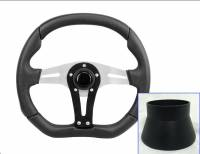 Polaris - RZR® S 1000 - Extreme Metal Products, LLC - RZR Steering Wheel