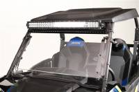 Extreme Metal Products, LLC - Flip Up windshield for RZR 2014-2018 XP1K, 2015-21 RZR 900, and 2016-18 RZR 1000-S - Image 2