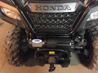 Extreme Metal Products, LLC - Pioneer 500 Winch Mount - Image 1