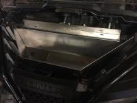 Honda - Pioneer 500 - Extreme Metal Products, LLC - Pioneer 500 Under hood Storage Compartment