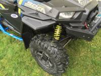 Polaris - RZR® - Extreme Metal Products, LLC - RZR Fender Flares for RZR 900-S and RZR 1000-S