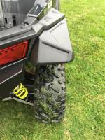 Extreme Metal Products, LLC - RZR Fender Flares for RZR 900-S and RZR 1000-S - Image 2