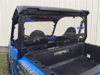 Polaris General Cab Back/Dust Stopper