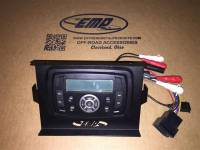 Extreme Metal Products, LLC - Polaris General In-Dash Bluetooth Stereo - Image 3