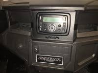 Extreme Metal Products, LLC - Polaris General In-Dash Bluetooth Stereo - Image 4
