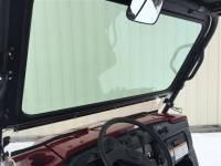 Extreme Metal Products, LLC - Kawasaki MULE 4010 Laminated Glass Windshield - Image 5