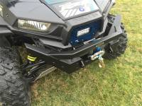 Extreme Metal Products, LLC - RZR NITRO Front  Bumper / Brush Guard with Winch Mount (XP1K, 2015-19 RZR 900 and 2016-18 RZR 1000-S) - Image 3