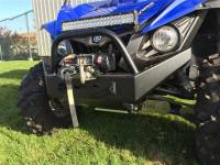 Yamaha - Wolverine - Extreme Metal Products, LLC - Wolverine Front Winch Bumper