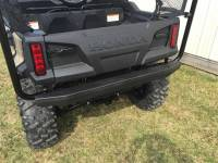 Extreme Metal Products, LLC - Pioneer 1000 Extreme Rear Bumper - Image 2