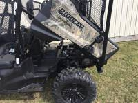 Pioneer 1000 Extreme Rear Bumper