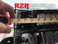 Extreme Metal Products, LLC - RZR/General Forward Mount LED Light Bracket Set - Image 7
