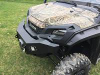 Pioneer 1000 Front Bumper/Brushguard with Winch Mount