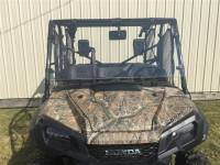 Extreme Metal Products, LLC - Pioneer 1000 and 1000-5 Hard Coated Polycarbonate Windshield - Image 4