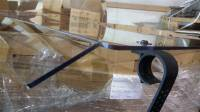 Pioneer 1000 and 1000-5 Hard Coated Polycarbonate Windshield