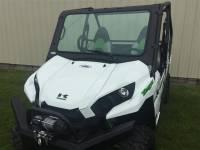 2016-18 Kawasaki Teryx Laminated Glass Windshield