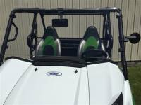 Kawasaki - Teryx4™ - Extreme Metal Products, LLC - 2016-17 Teryx 800 Hard Coated Polycarbonate Windshield