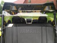 Extreme Metal Products, LLC - Yamaha YXZ Rear Panel/Dust Stopper - Image 2