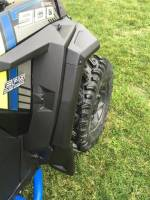 Extreme Metal Products, LLC - Front Fender Flares for RZR 900-S, RZR 1000-S, RZR XP1K - Image 4