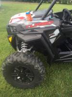 Extreme Metal Products, LLC - Front Fender Flares for RZR 900-S, RZR 1000-S, RZR XP1K - Image 6