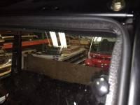 Mid-Size Ranger Windshield & Cab Back Combo