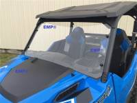 Extreme Metal Products, LLC - Polaris General Windshield & Cab Back Combo - Image 2