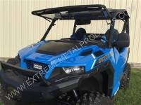 Extreme Metal Products, LLC - Polaris General Flip Up Windshield - Image 9