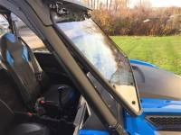 Extreme Metal Products, LLC - Polaris General Flip Up Windshield - Image 14