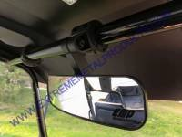 Kawasaki - Mule PRO-FX/FXT - Extreme Metal Products, LLC - Panoramic UTV Mirror